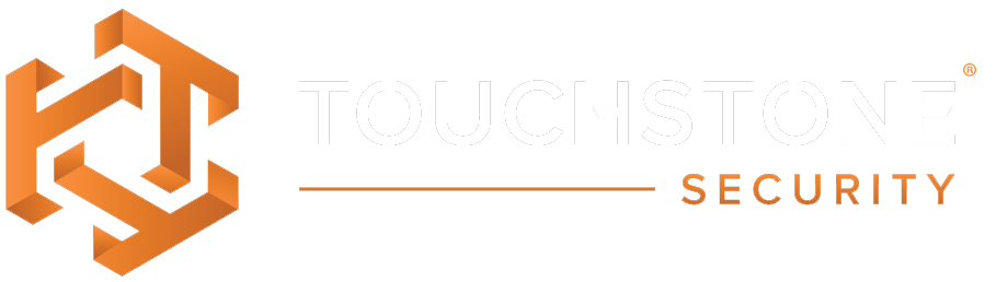 Touchstone Security Retina Logo