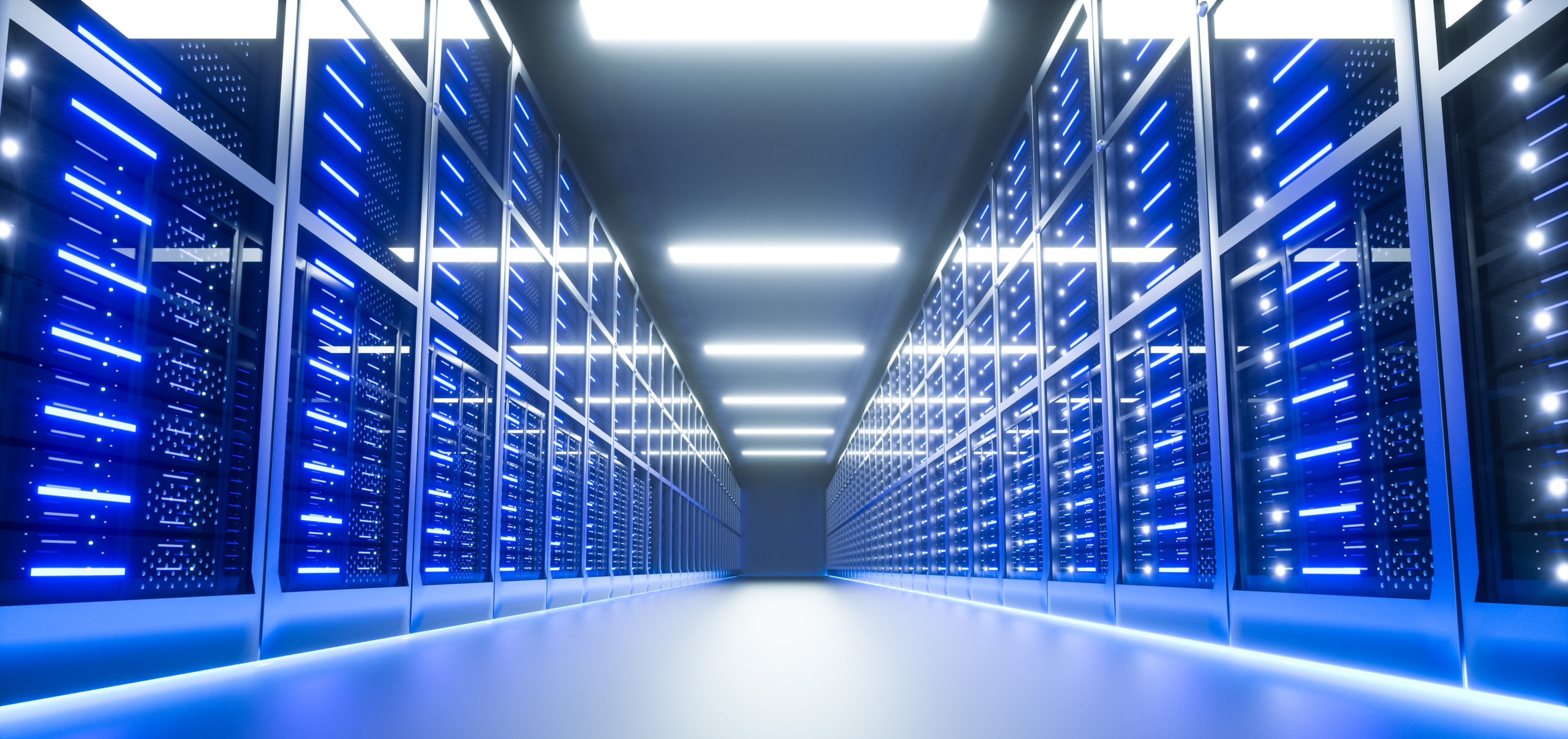 Cloud Server Room