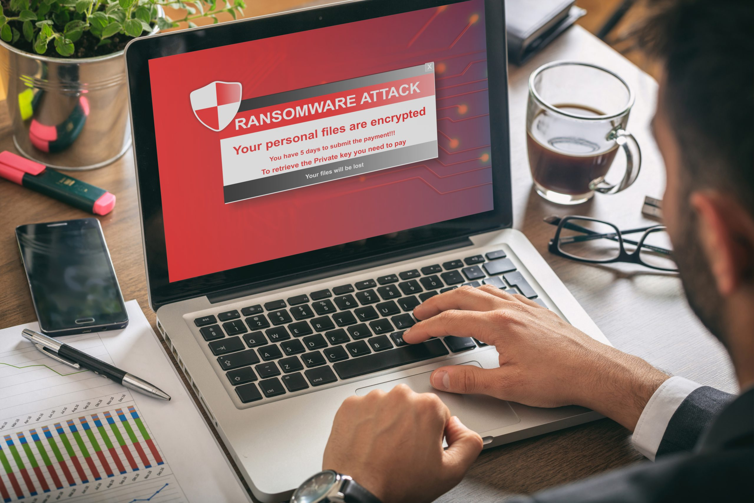 Ransomware prevention